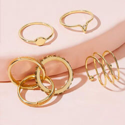 Women's Wedding Rings NYC